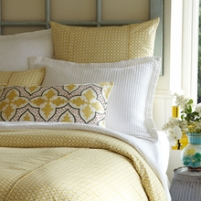 Yellow Hartford Duvet Cover