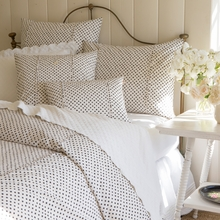 Sweet Cottage Dots Duvet Cover