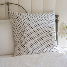 Sweet Cottage Dots Euro Sham