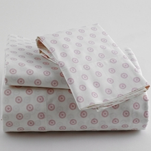 On Sale Dottie Pink Sheet Set - Twin