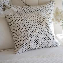Sweet Cottage Dots Porch Pillow