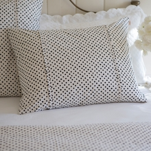 Sweet Cottage Dots Standard Sham