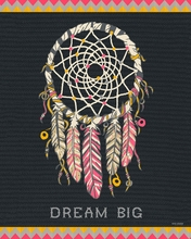 Dream Big Canvas Wall Art