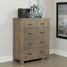 Reclaimed Grayson 5 Drawer Chest
