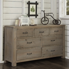 Reclaimed Grayson 7 Drawer Dresser