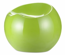Drop Stool in Green