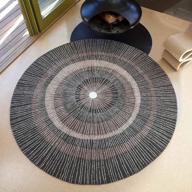 Circle Rugs Image Of Best Round Kitchen Rug Related Round Rag Rug