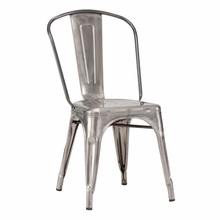 Elio Chair Gunmetal