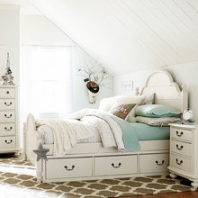 Ella Westport Low Poster Bed