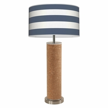 Elliot Table Lamp in Multiple Patterns