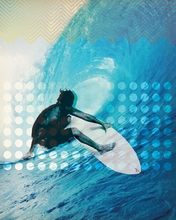 Endless Summer Canvas Wall Art