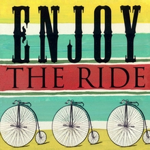 Enjoy the Ride Canvas Art