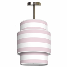 Evan Cabana Stripes Pendant