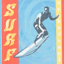 Extreme Sports Surf Canvas Art