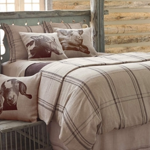 Farmhouse Linen Duvet Cover