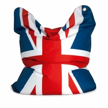 Fashion Bag God Save the Queen Bean Bag Chair