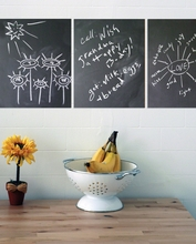 Flat Pack Chalkboard Wallcandy