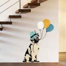 Float Me Away Wall Decal