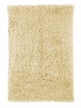 Flokati Plus Rug in Natural