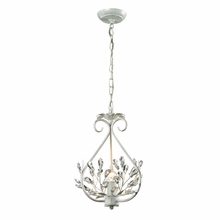 Floria Chandelier In Antique White