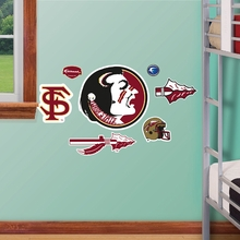 Florida State Logo Wall Decals