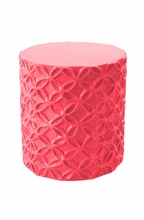 Flower Accent Table or Stool