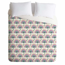 Flowers 1 Lightweight Duvet Cover