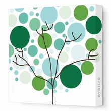 Foliage Canvas Wall Art