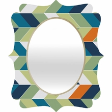 Forward Quatrefoil Mirror