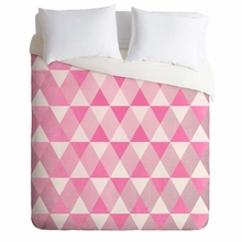 Fresh Strawberries Lightweight Duvet Cover