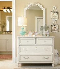 Isabella Four Drawer Dresser