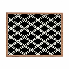Geo Diamonds Rectangle Tray