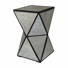 Geometric Pedestal or Stool