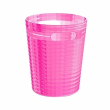 Glady Trash Can in Fuchsia