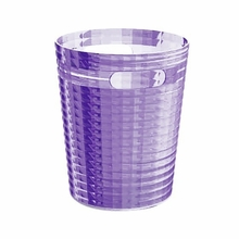 Glady Trash Can in Lilac