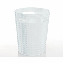 Glady Trash Can in Transparent