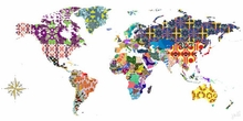 Global Patterns Canvas Art
