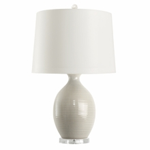 Gray Maribel Lamp Base
