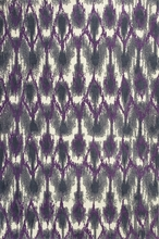 Grey and Purple Horizon Rug