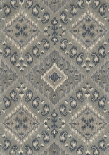 Grey Denim Leyda Rug