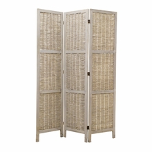 Greyson 3 Panel Willow Screen