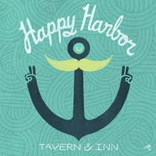 Happy Harbor Tavern & Inn Canvas Wall Art