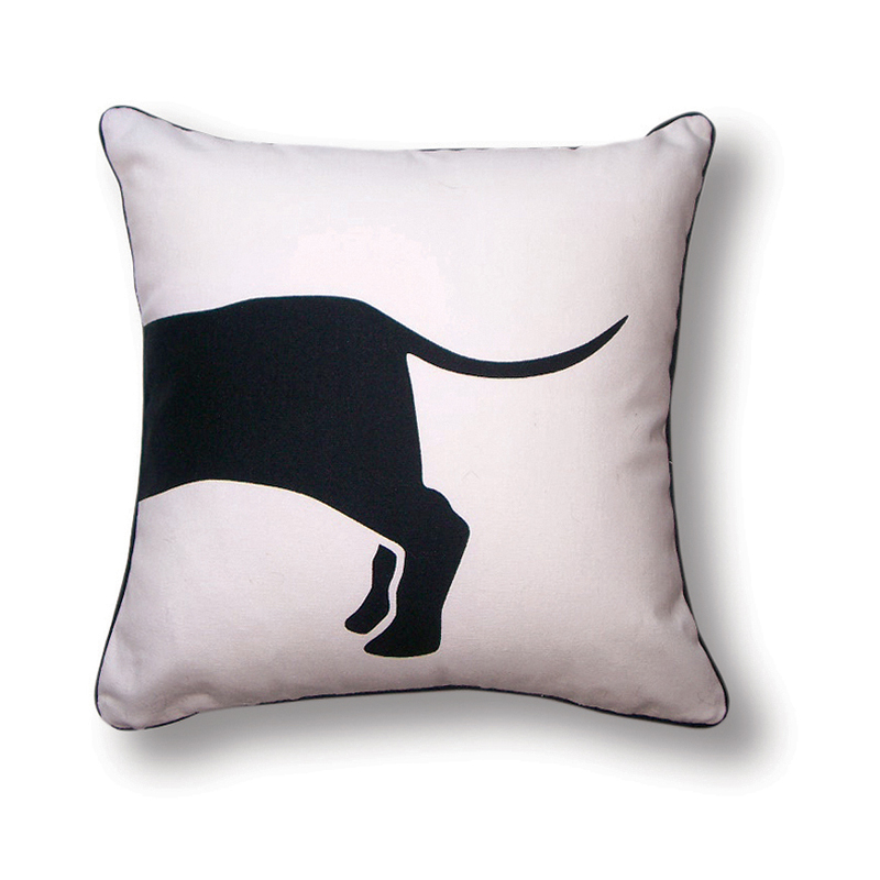 Black And White Sofa Pillows Black And White Pillow