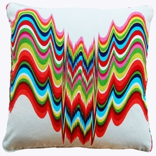 Heart Multi Throw Pillow