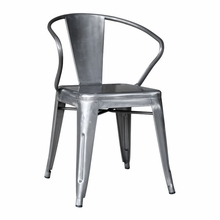 Helix Chair Gunmetal