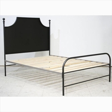 Hollywood Iron Queen Bed