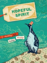 Hopeful Spirit Canvas Wall Art