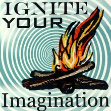 Ignite Your Imagination Canvas Art