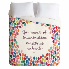 Imagination Lightweight Duvet Cover