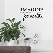 Imagine Transfer Wall Decal